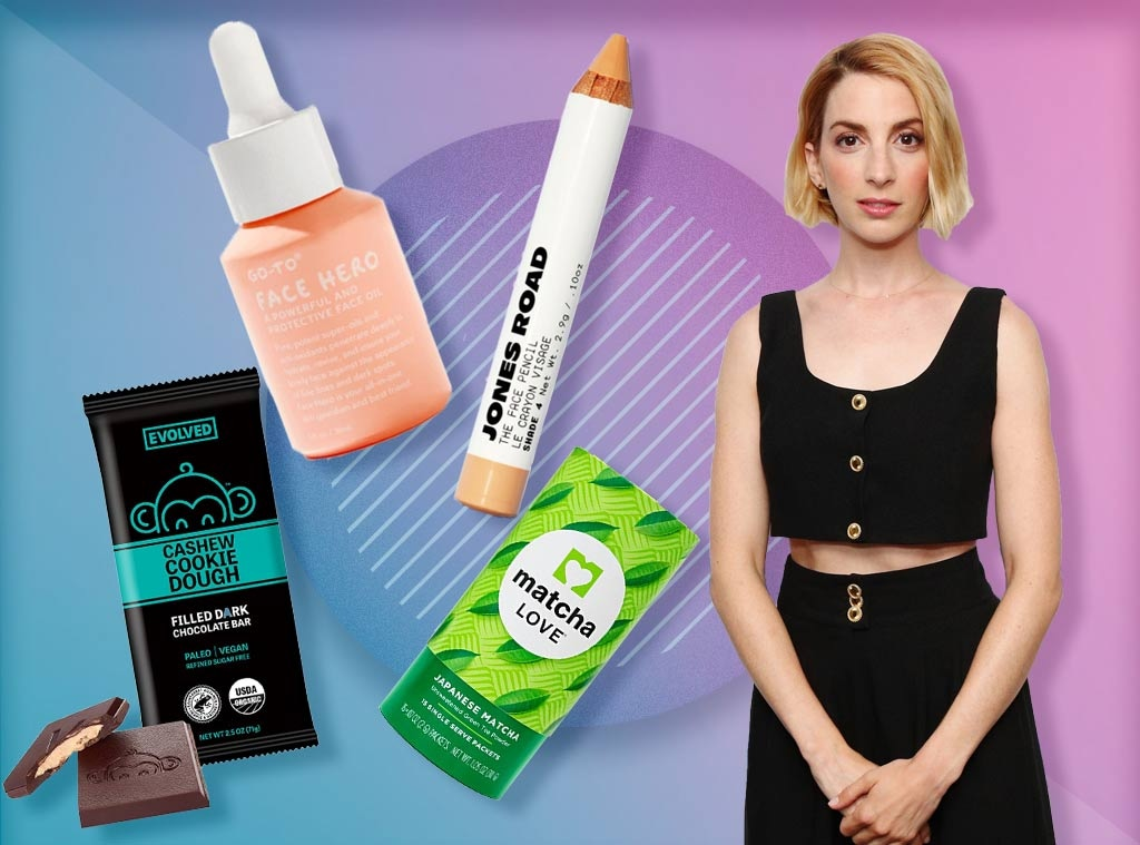 EComm, 10 Things Molly Bernard Can't Live Without