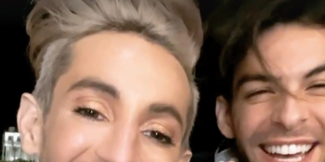 Ariana Grande's Brother Frankie Grande Is Engaged to Hale Leon - E! Online.jpg