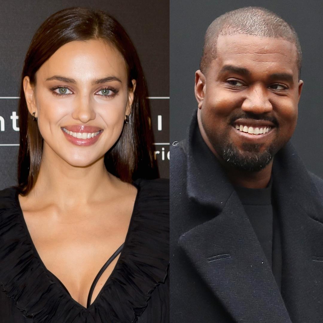 Kanye West e Irina Shayk fueron vistos juntos por primera vez luego ...