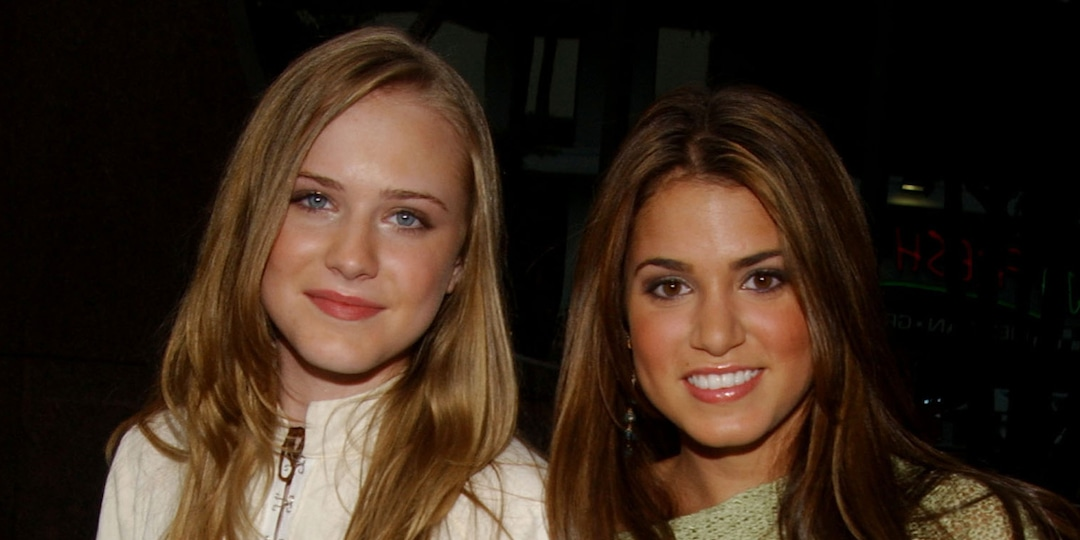 """Nikki Reed Reveals Why She and Evan Rachel Wood """"Didn't Speak"""" For Years After Thirteen - E! Online.jpg"""