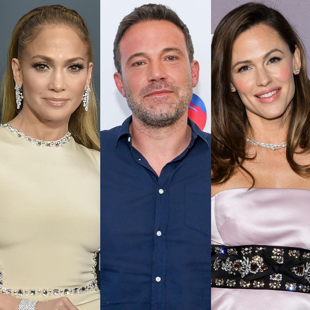Jennifer Garner Has One Hope for Ben Affleck Amid His Romance With Jennifer Lopez - E! NEWS