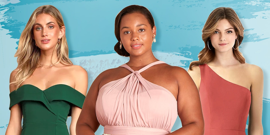 8 Stores With Bridesmaid Dresses You'll Actually Want to Wear Again - E! Online.jpg