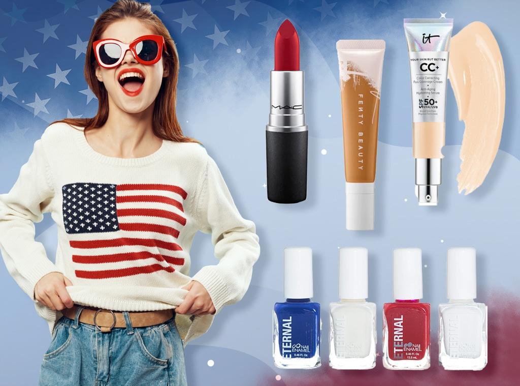 E-Comm: Fourth of July Beauty Sale