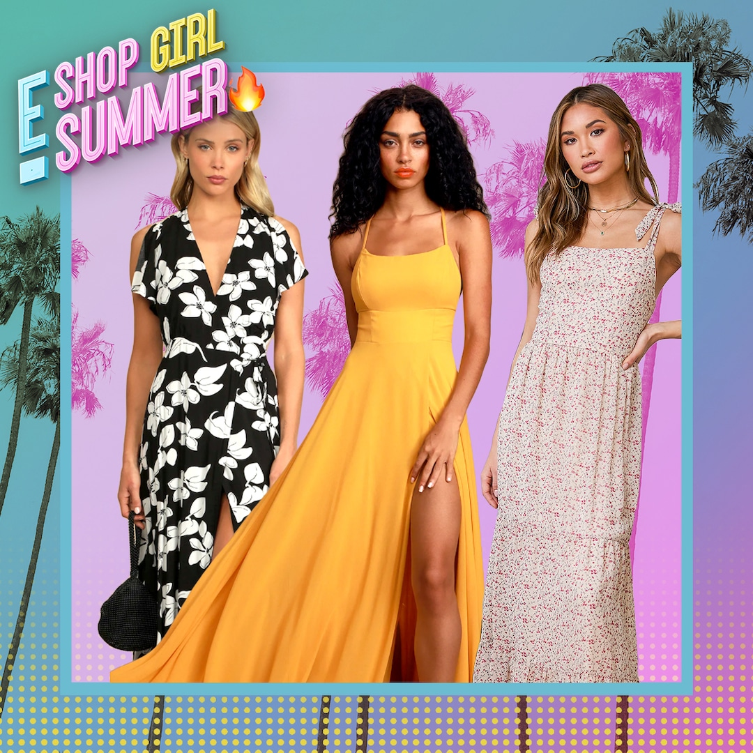 The Breezy Dresses We're Living in This Summer Are All under $90