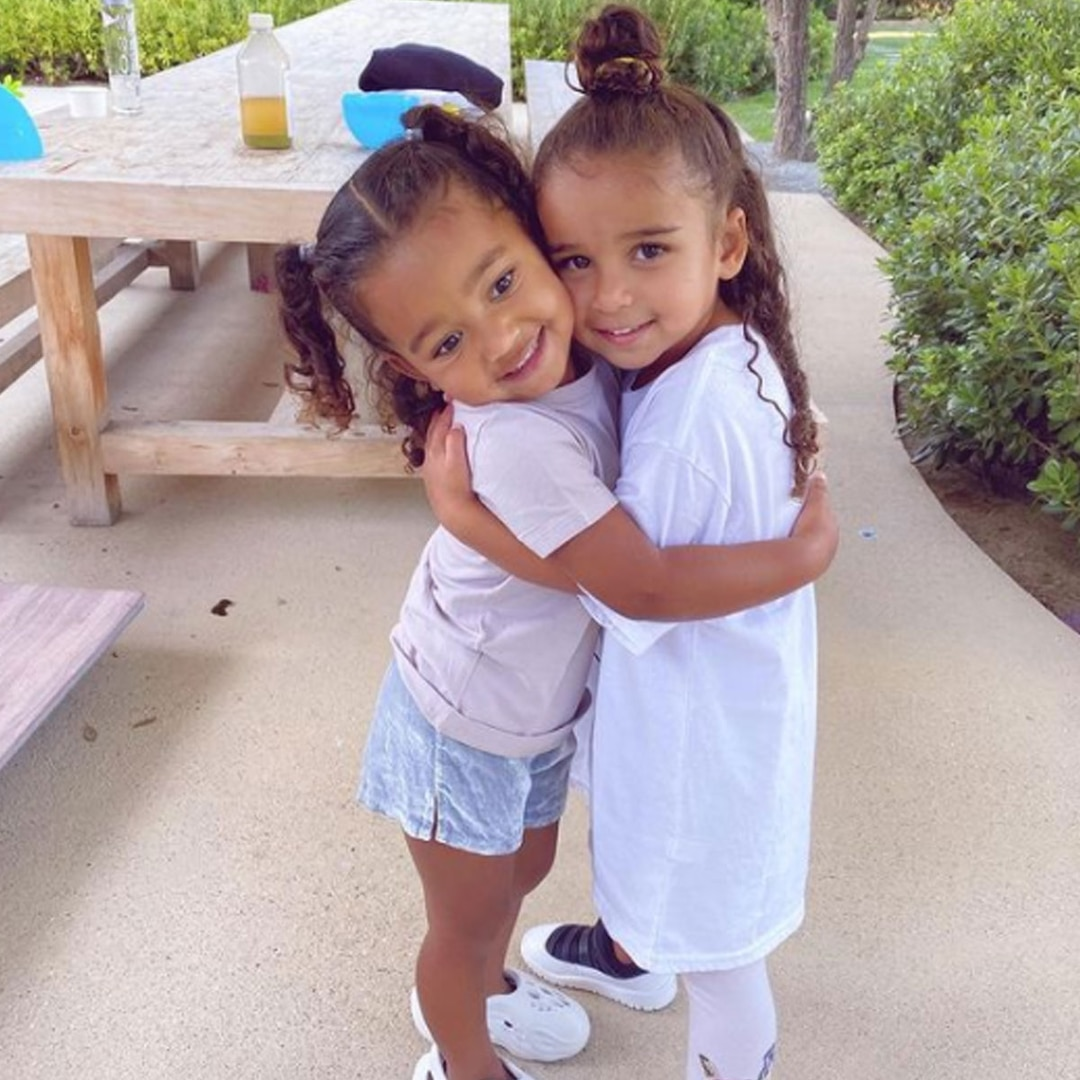 See Chicago West and Dream Kardashian Raid Kylie Cosmetics in Adorable New Video - E! Online