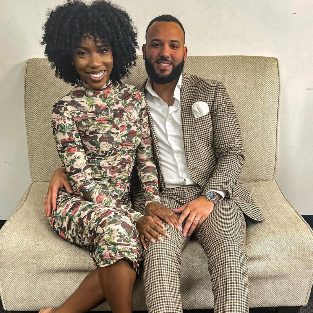 """How Married at First Sight's Briana and Vincent Won """"the Big Trophy"""" Long After Decision Day – E! Online"""