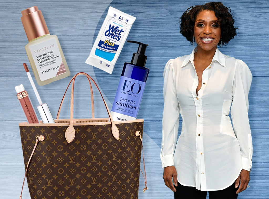 E-Comm: Dr Jackie Walters, What's In Her Bag