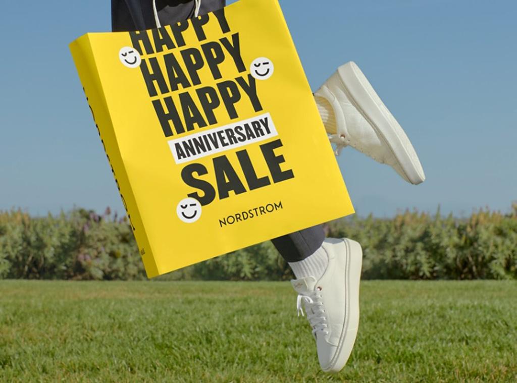 E-Comm: Nordstrom Anniversary Sale