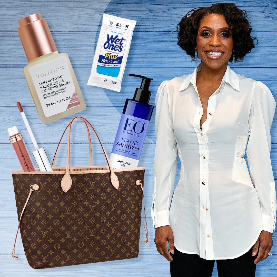 Dr. Jackie Walters Shares What's in Her Bag