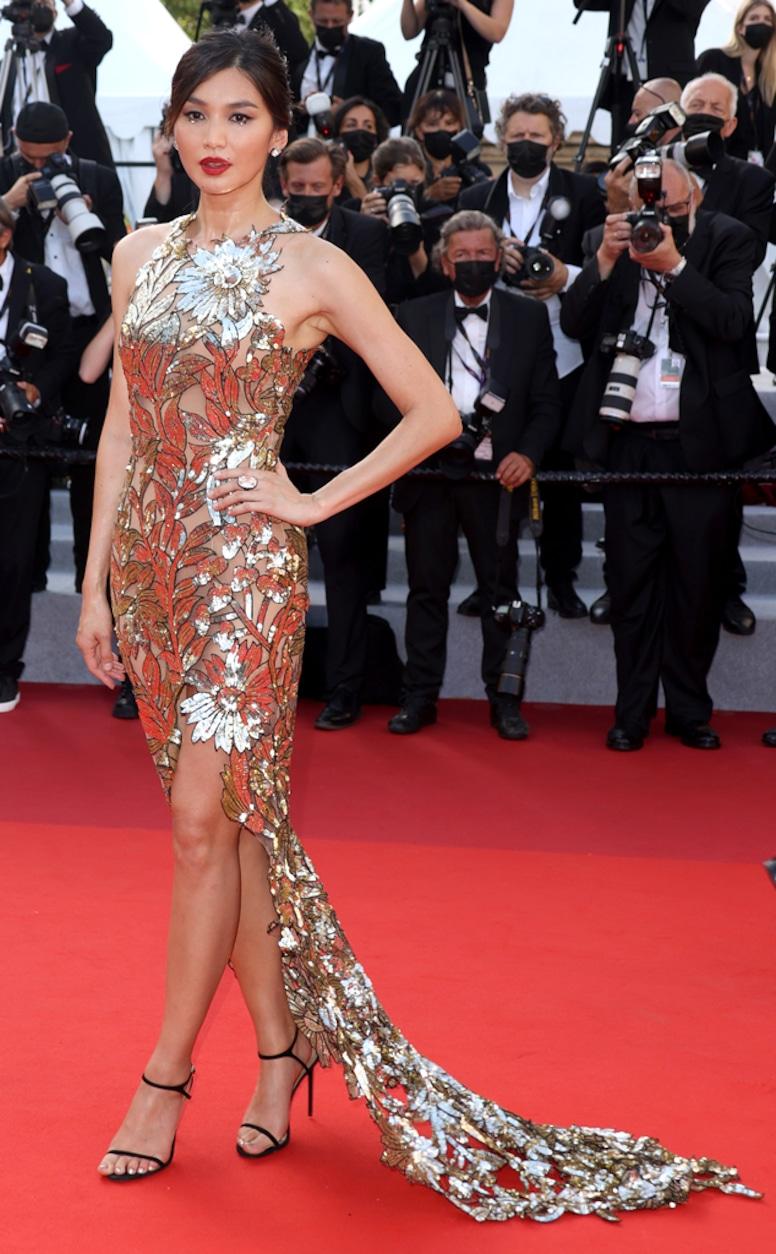 Gemma Chan, 2021 Cannes Film Festival