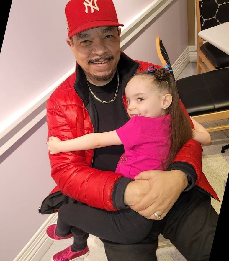 Ice-T, Chanel, Daughter