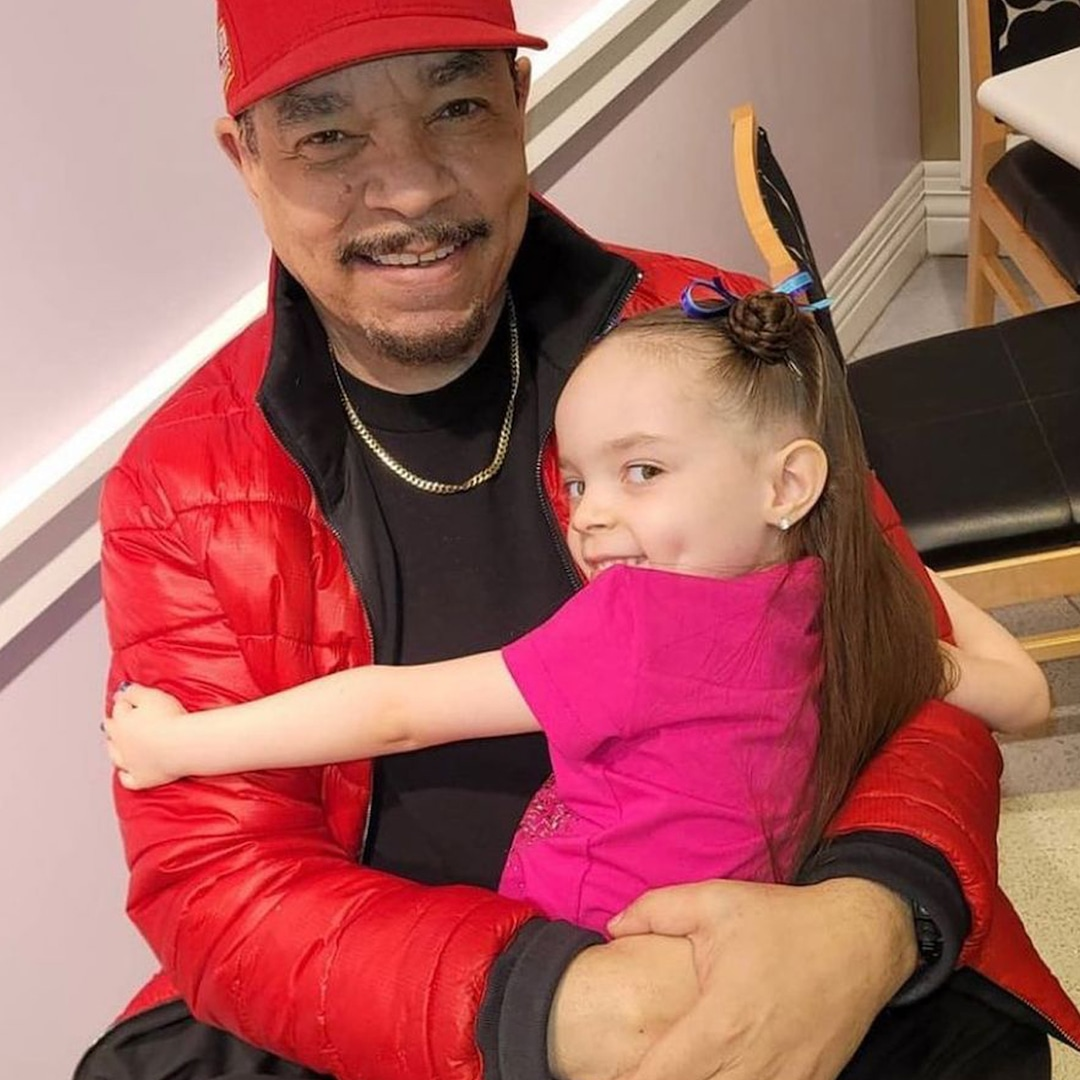 Ice-T and Daughter Chanel's Cutest Family Moments Prove They Really Are Twins – E! Online