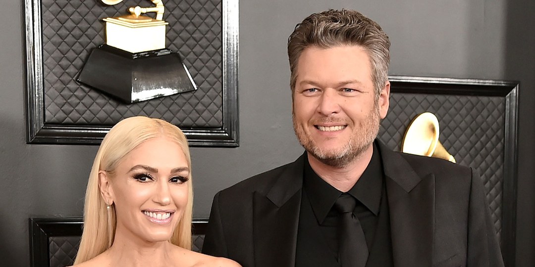 """Gwen Stefani Shares New Details About Newlywed Life After """"Greatest"""" Wedding With Blake Shelton - E! Online.jpg"""