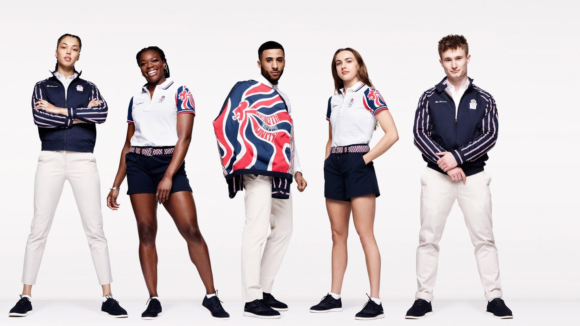 Uniformes olímpicos
