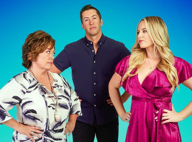 I Love a Mama's Boy, Season 2, Cast Portraits, TLC