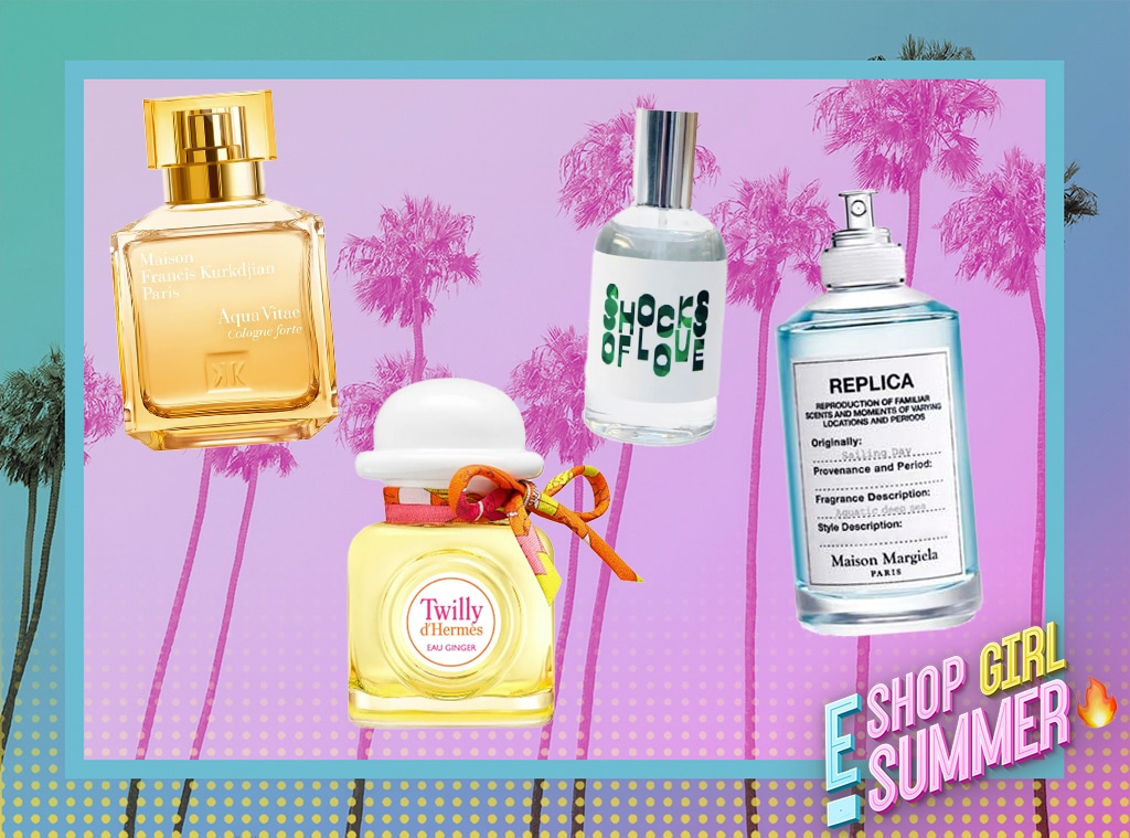 E-comm: Best Summer Scents
