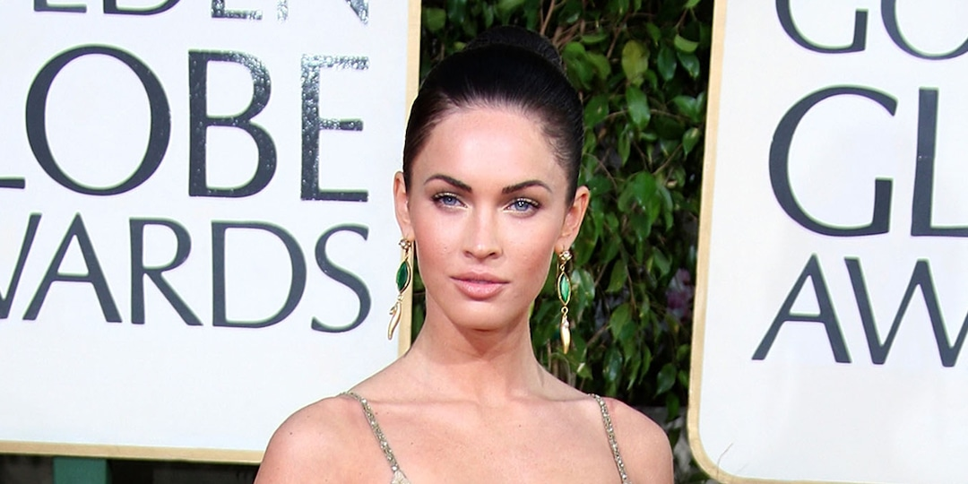 """Megan Fox Recalls """"Belligerent"""" Golden Globes Experience That Led Her to Quit Drinking - E! Online.jpg"""