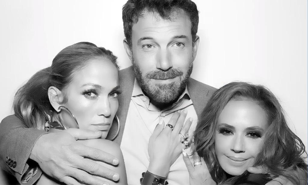 Leah Remini, Ben Affleck, Jennifer Lopez