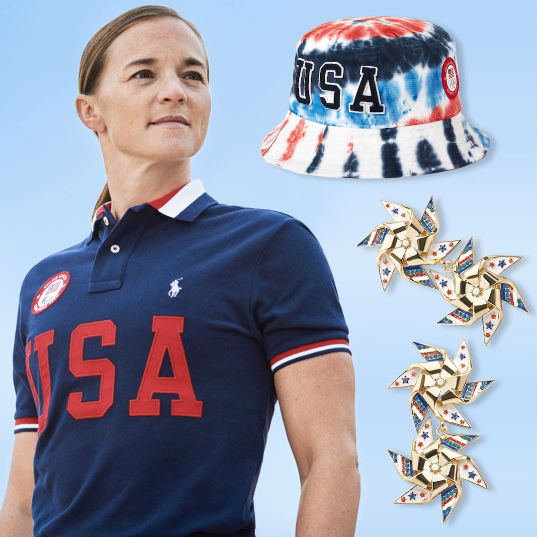 Gold Medal-Winning Looks to Support Team USA