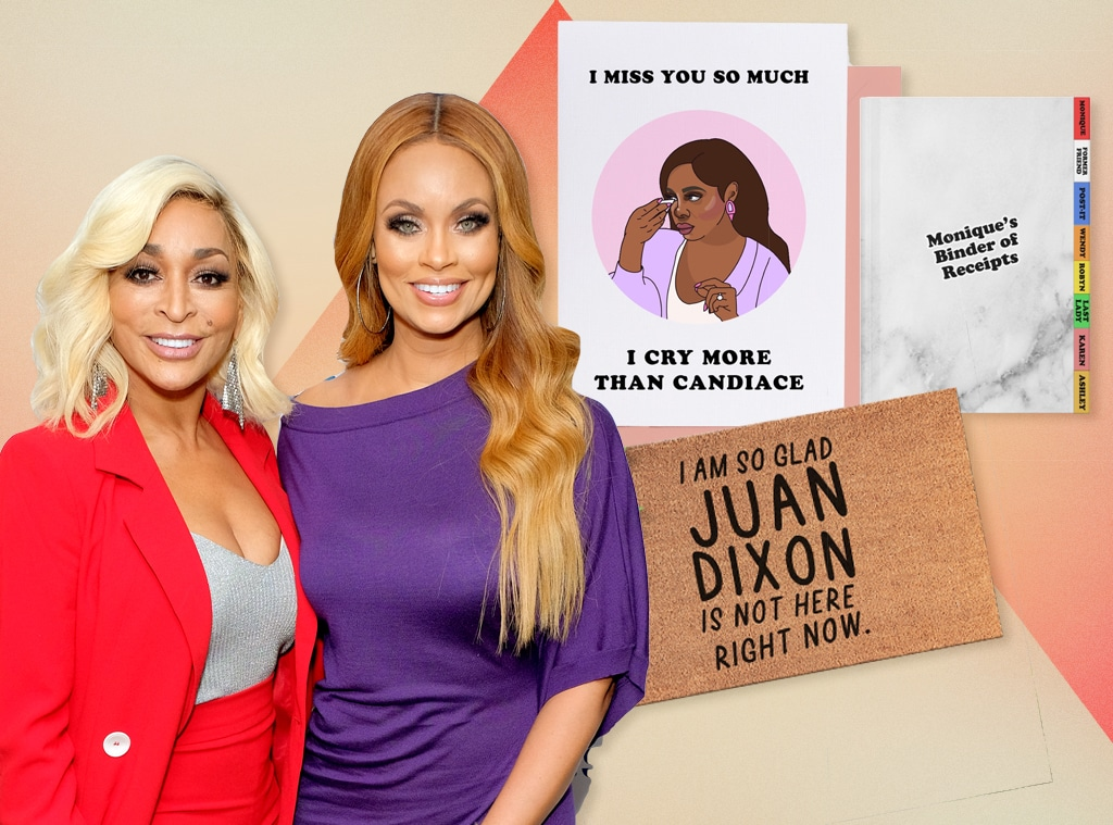 Ecomm: Real Housewives of Potomac Gift Guide
