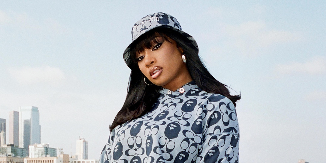 Megan Thee Stallion Stuns as the Face of Coach's New BAPE Collection - E! Online.jpg