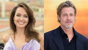 Angelina Jolie, Brad Pitt, Custody Case