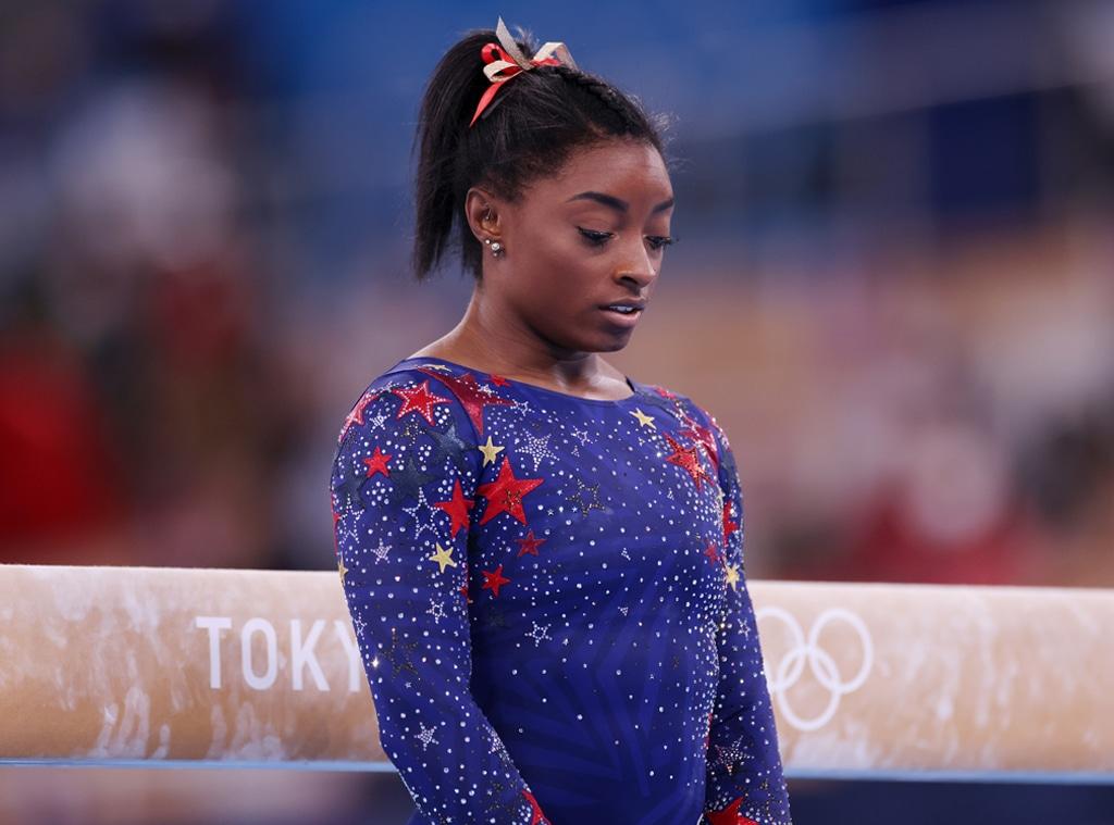Simone Biles, Tokyo 2020 Olympics