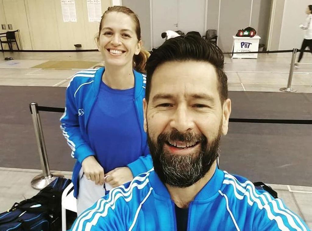 Maria Belen Perez Maurice, Lucas Guillermo Saucedo