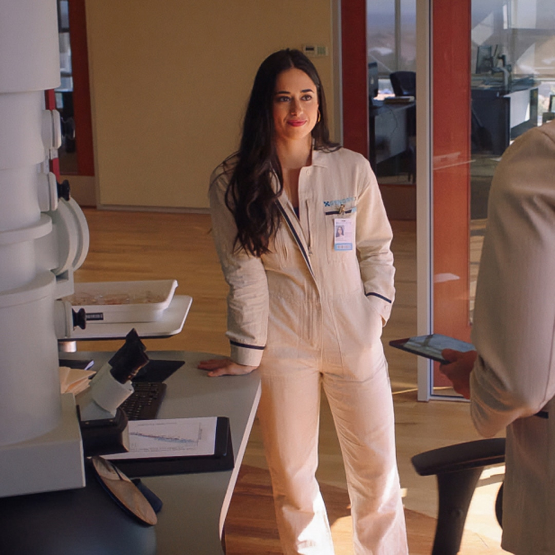 Jeanine Mason Teases Roswell, New Mexico's Time Jump and a Game-Changing Season 3