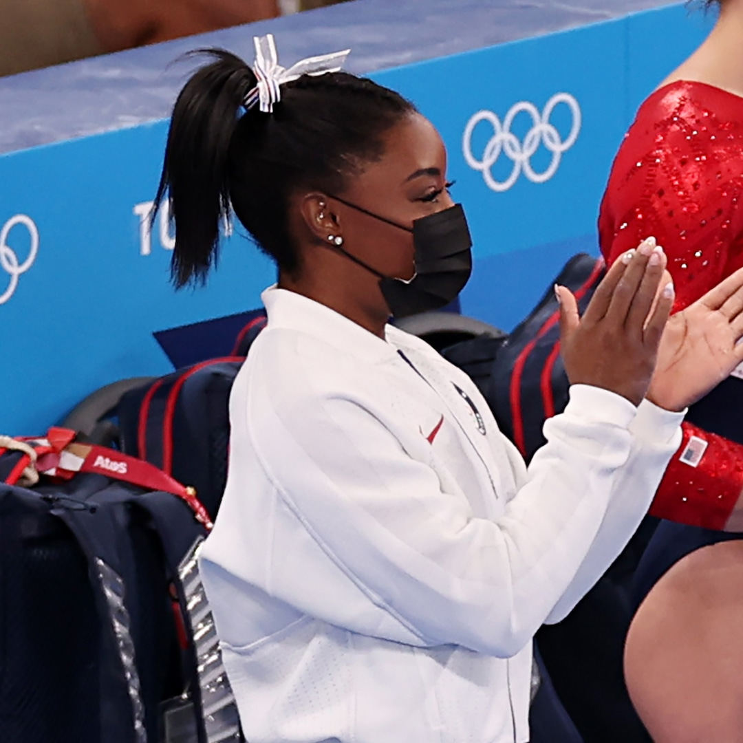 Simone Biles Breaks Silence After Withdrawing From ...