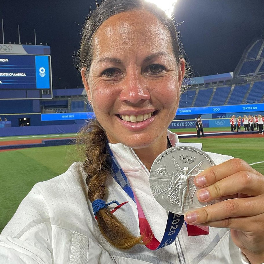 Softball Star Cat Osterman Fights Back Tears to Share Inspiring Message After Olympic Defeat
