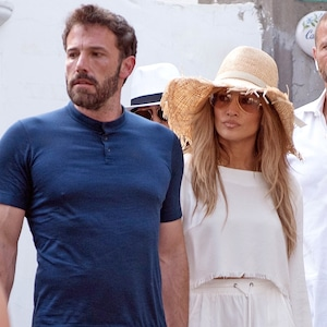 Ben Affleck, Jennifer Lopez, Capri