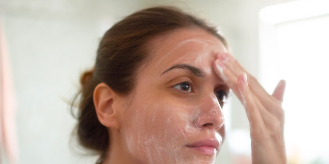 Everything You Need to Know about Double Cleansing & The Best Products for Your Skin Type - E! Online.jpg