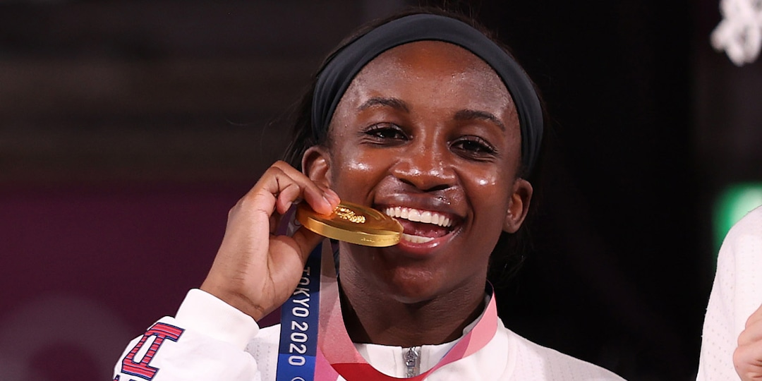 Meet the Olympic Gold Medalist Who Joined the Women's 3x3 Basketball Team Just 11 Days Ago - E! Online.jpg