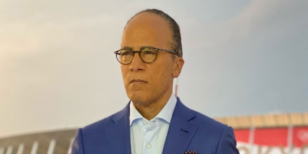 You'll Never Guess What Time Lester Holt Has to Wake Up During the 2020 Tokyo Olympics - E! Online.jpg