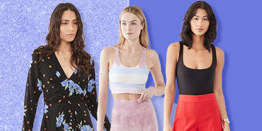 12 Fashion Deals from Amazon Outlet: Madewell, Free People, Good American, APL & More - E! Online.jpg