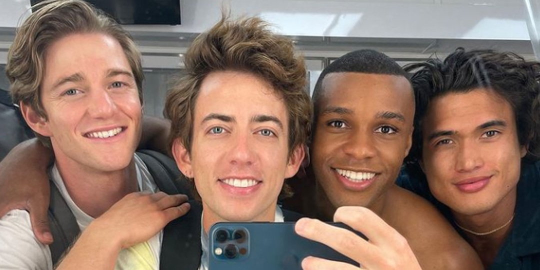 """How Logan Paul & Other Influencers Inspired Kevin McHale's """"Douchey"""" American Horror Stories Role - E! Online.jpg"""