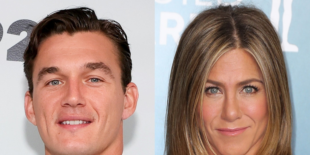 How a Run-In With Jennifer Aniston Changed Tyler Cameron's Life - E! Online.jpg