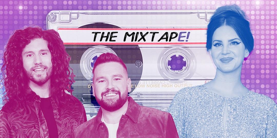 The MixtapE! Presents Bleachers, Lana Del Rey, Dan + Shay and More New Music Musts - E! Online.jpg