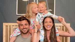 Jade Roper Tolbert, Family
