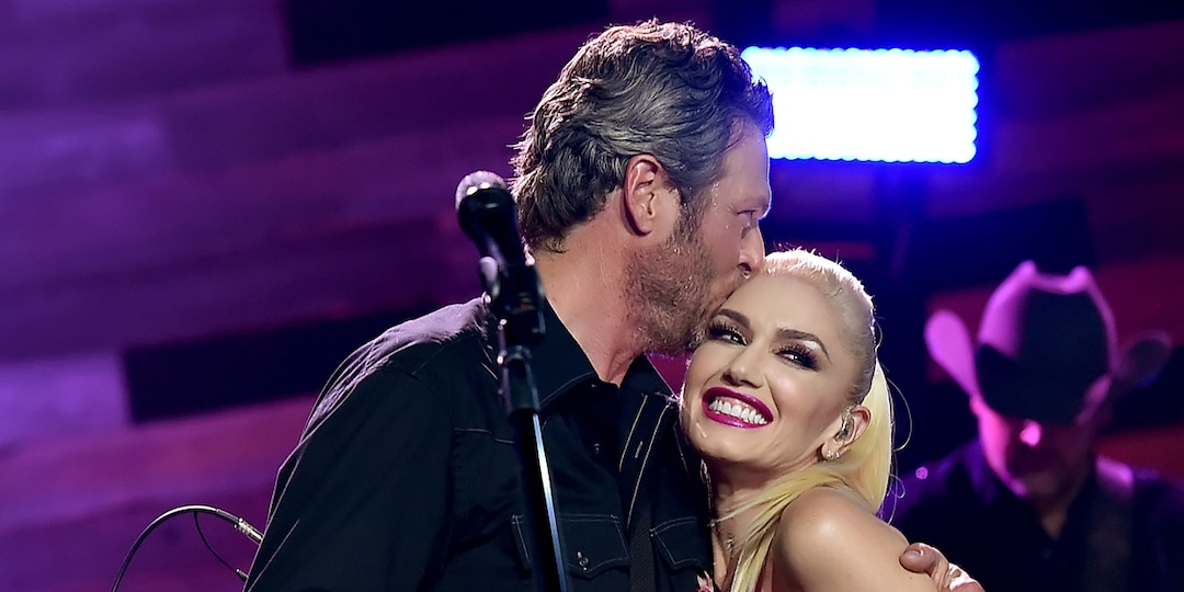 Gwen Stefani Shares Her Emotional Never-Before-Seen Reaction to Blake Shelton's Proposal One Year Later - E! Online.jpg