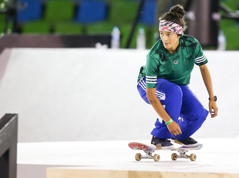 Mariah Duran, Skateboarding, 2020 Tokyo Olympics
