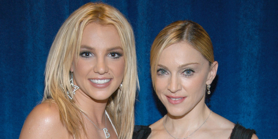 Madonna Calls for Britney Spears' Freedom From Conservatorship, Saying 'Slavery Was Abolished Long Ago'