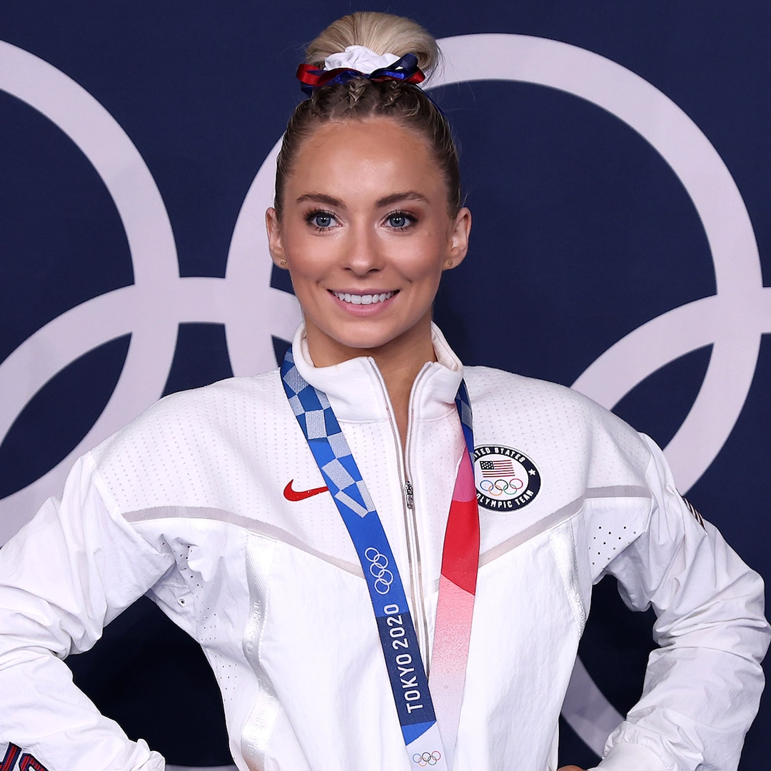 , Gymnast MyKayla Skinner Wins First Olympic Medal in Glorious Comeback – E! Online,