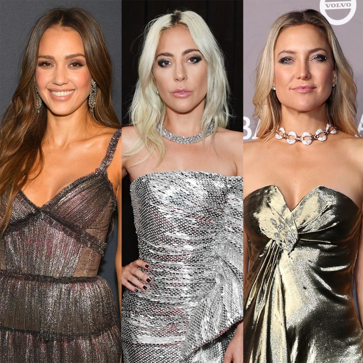 EComm, Left-Handed Celebrity Gift Guide, Jessica Alba, Lady Gaga, Kate Hudson
