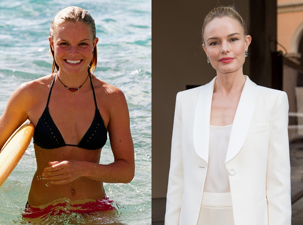 Blue Crush, Then And Now, Kate Bosworth