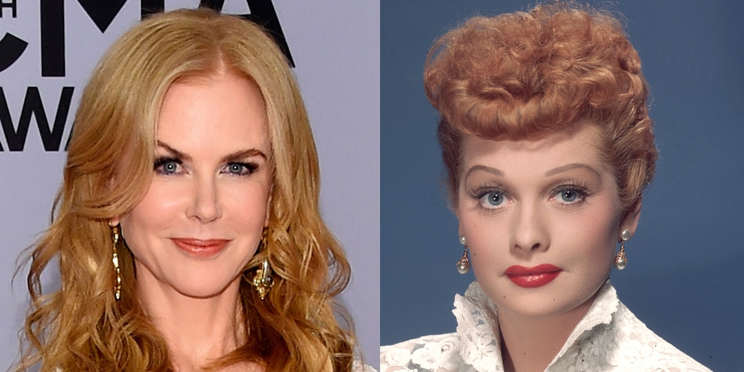 See Nicole Kidman Transform Into Lucille Ball in First Being the Ricardos Teaser - E! Online.jpg