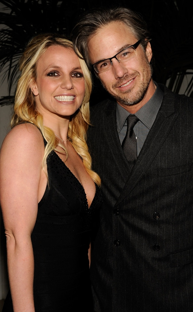 Britney Spears' Ex Jason Trawick Responds to Those Marriage Rumors - E! Online