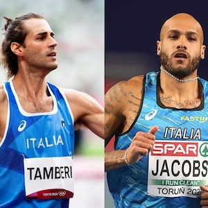 Gianmarco Tamberi, Marcell Jacobs