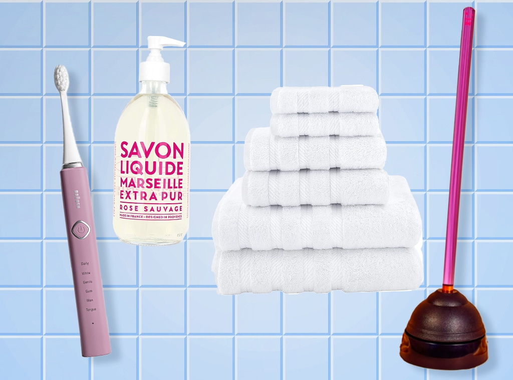 E-comm: Things You Should Have In Your Bathroom